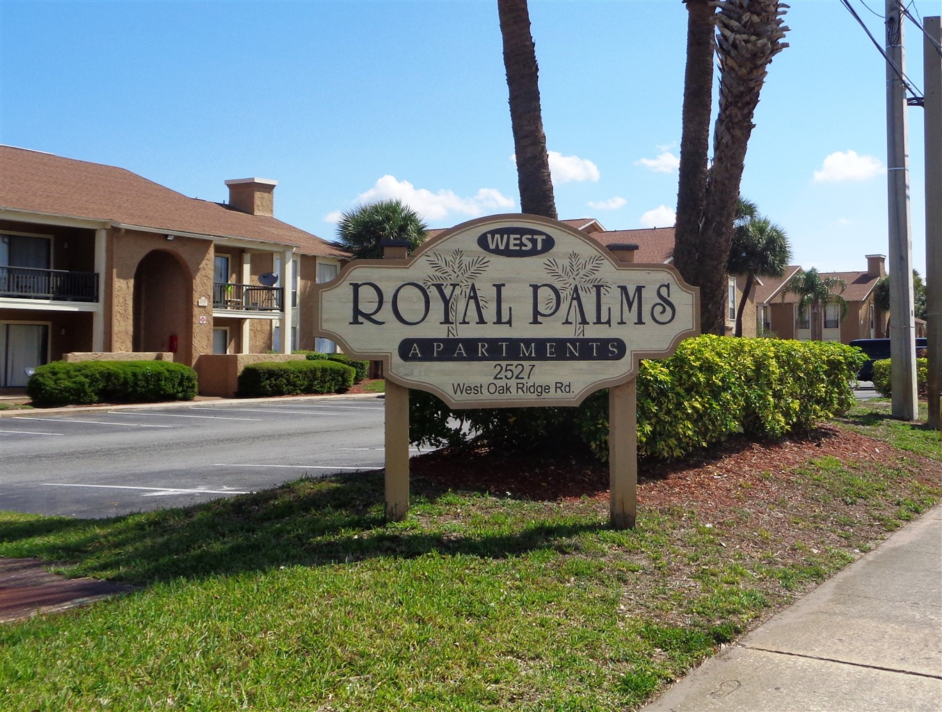 Royal Palms East And West for rent